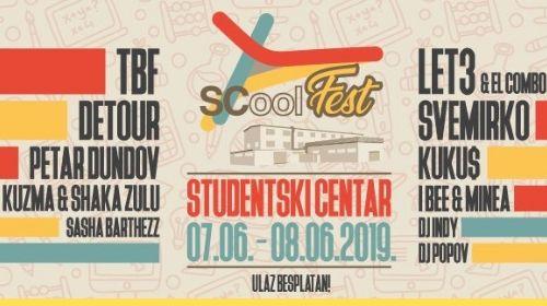 SCool Fest 2019.