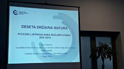 Objavljeni svi pragovi prolaznosti za ljetni rok državne mature 2019.