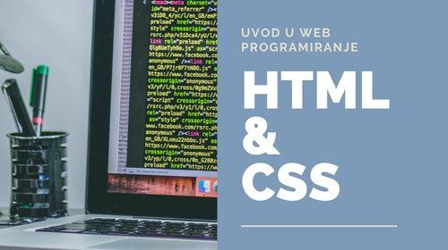 Online tečaj WEB programiranja