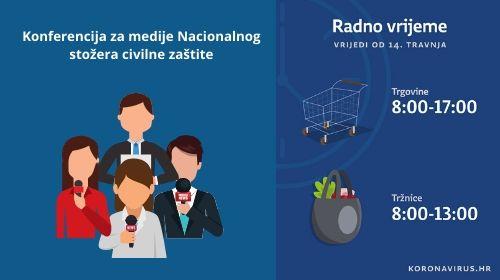 Konferencija Nacionalnog stožera civilne zaštite_14.4.2020.